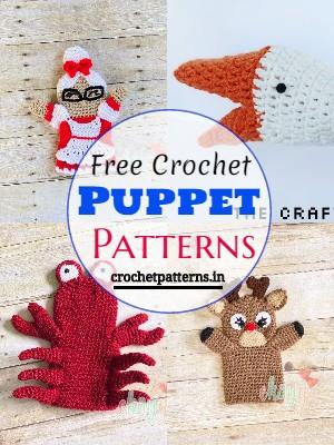 Free Crochet Puppet Patterns