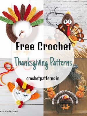 Free Crochet Thanksgiving Patterns