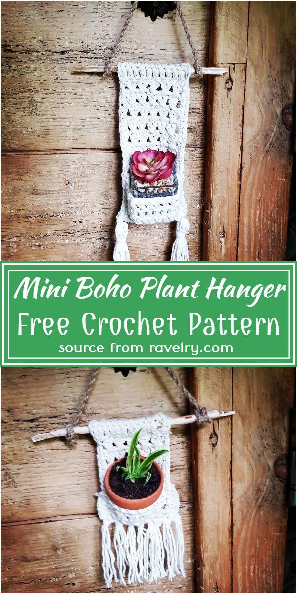 Mini Boho Pattern to adore your home