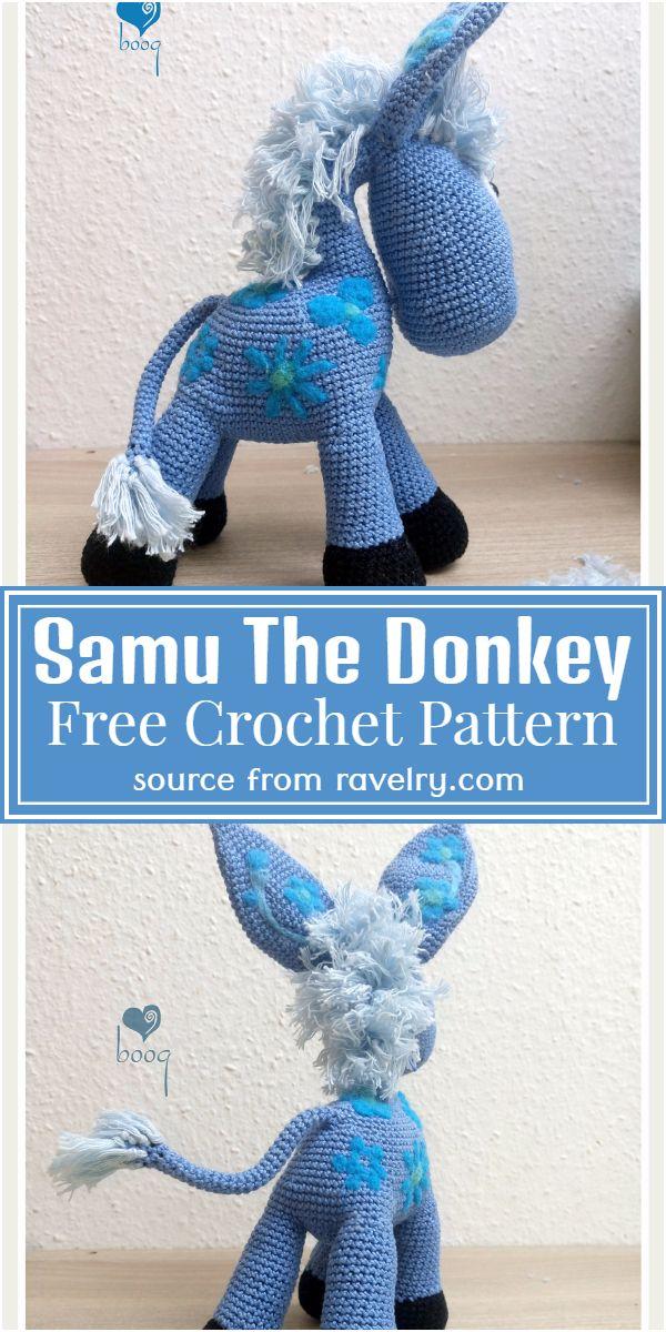 Samu The Pattern