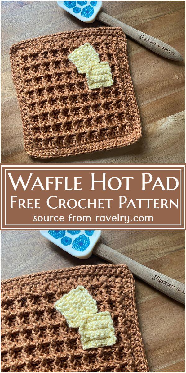 Waffle Hot Free Pattern