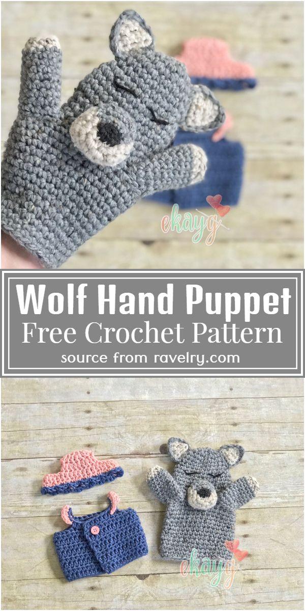 Wolf Hand Pattern