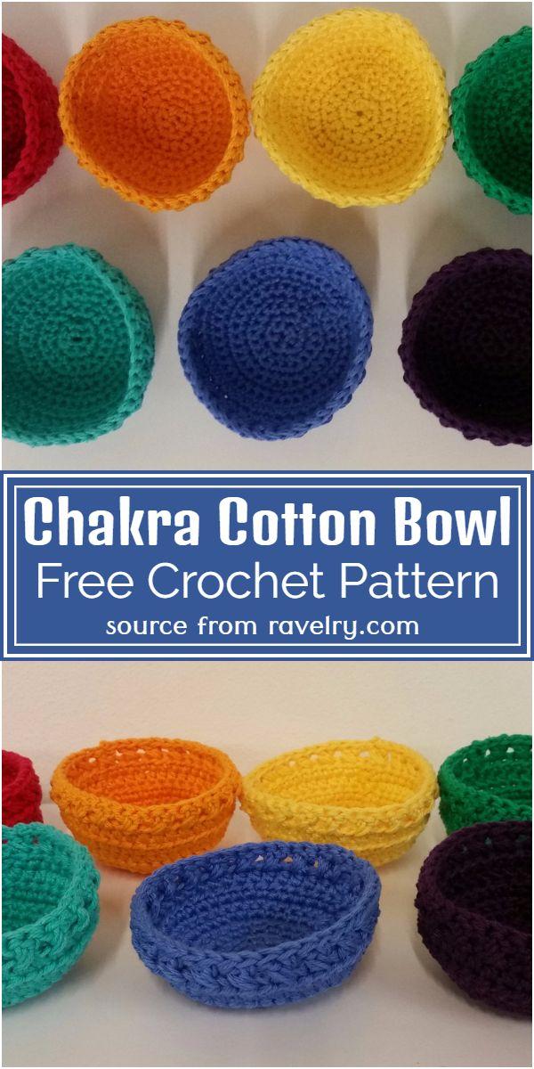 Cotton Bowl Free Pattern