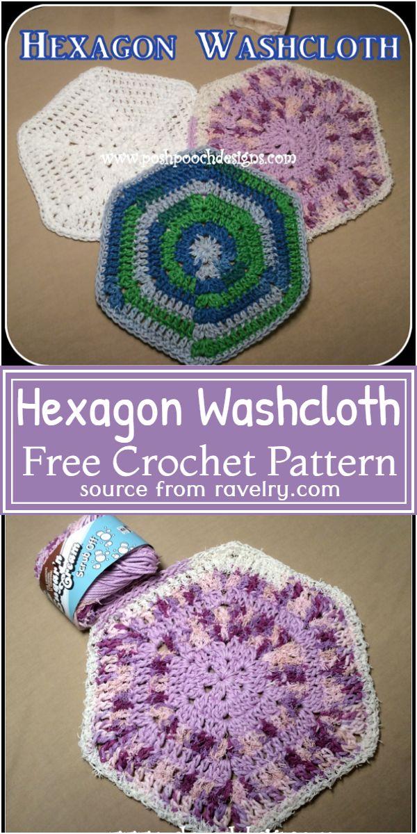 Washcloth Free Pattern