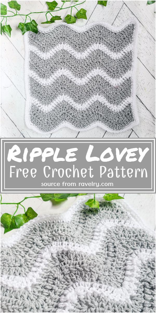 Lovey Free blanket Pattern