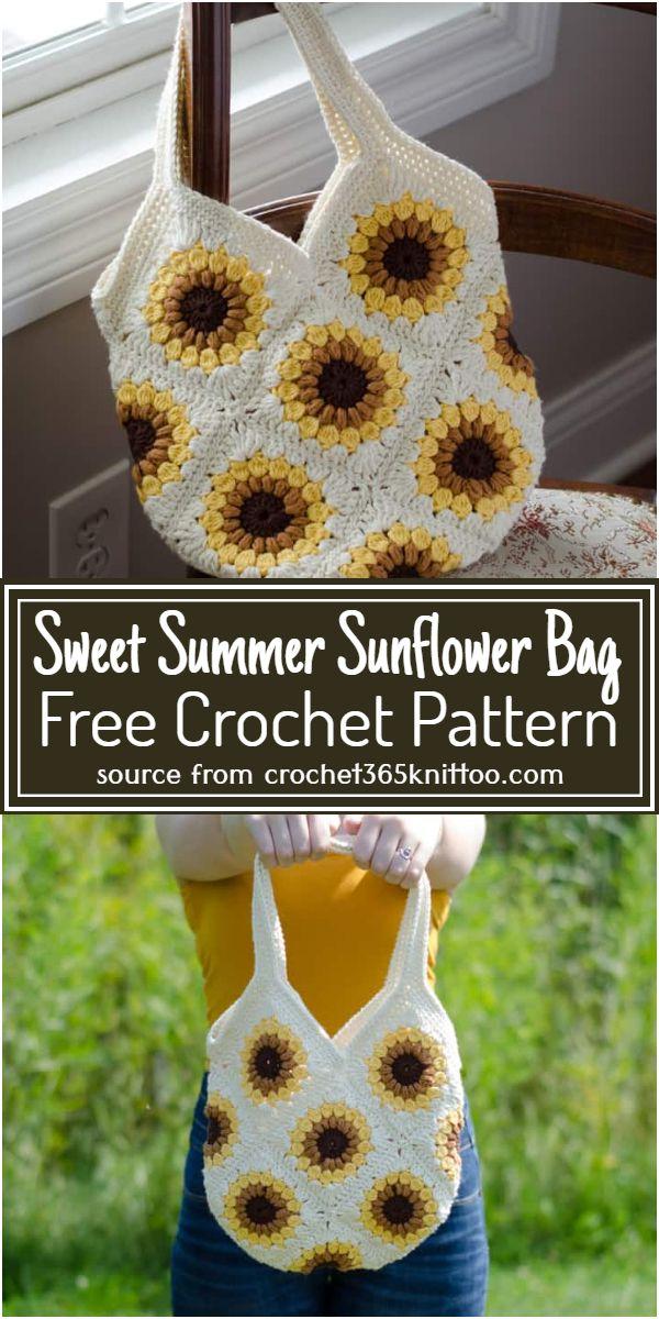 Sweet Summer Bag Free Pattern