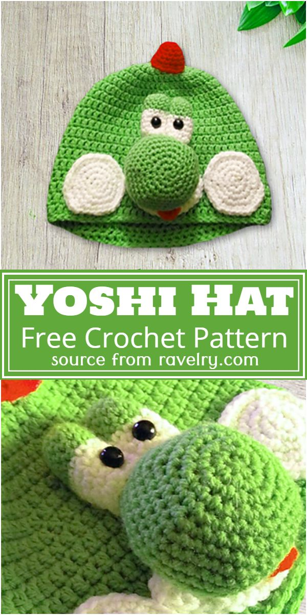 Hat Free Pattern