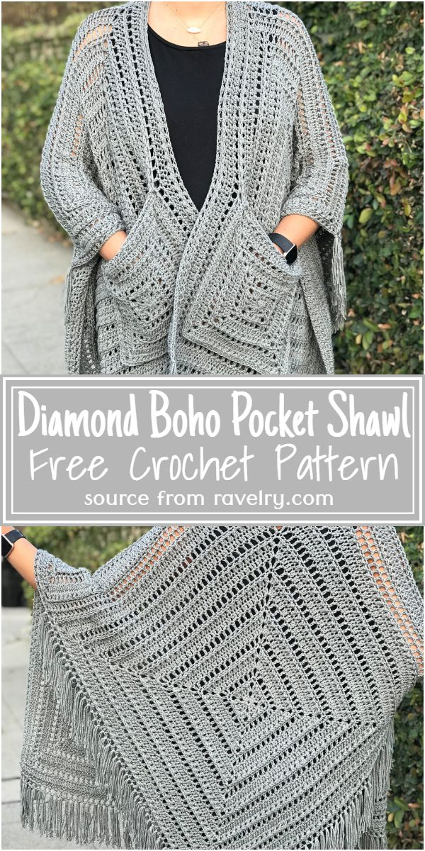 Diamond Boho Pattern