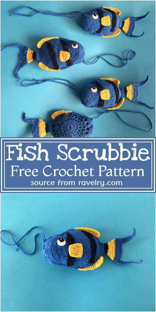 Scrubbie Pattern for décor.