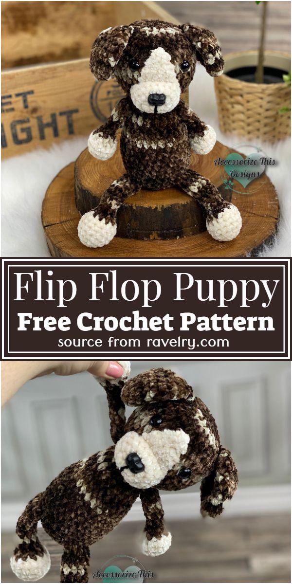 Flip Flop  Free Pattern