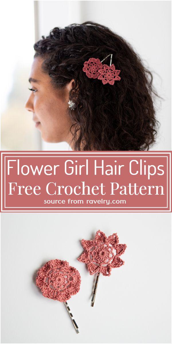 Flower Girl Free Pattern