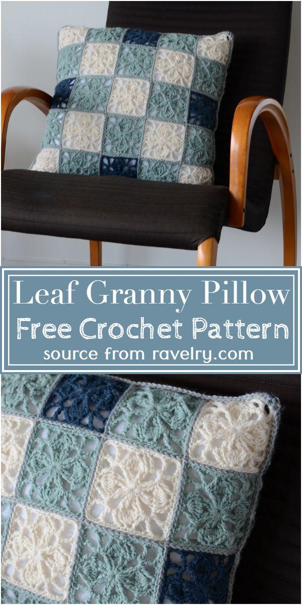 Granny Pillow Pattern