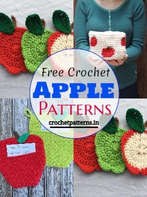 Free Crochet Apple Patterns