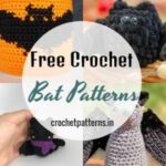 Amigurumi Free Crochet Bat Patterns