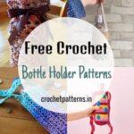 Free Crochet Bottle Holder Patterns