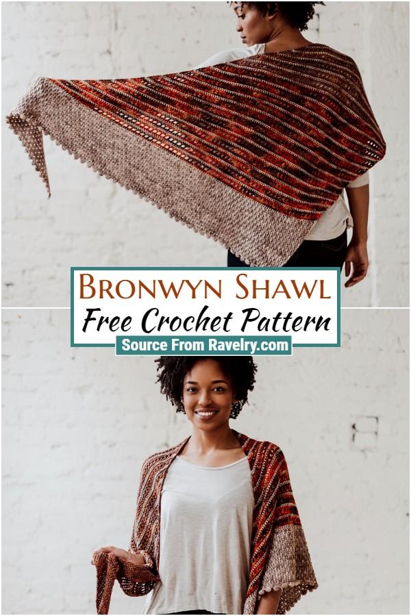 Free Bronwyn Shawl