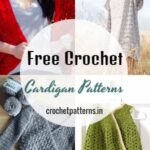 50 Best Free Crochet Cardigan Patterns For 2021