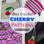 Best Free Crochet Cherry Patterns And Designs