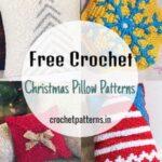 Free Crochet Christmas Pillow Patterns