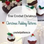 Free Crochet Christmas Pudding Patterns