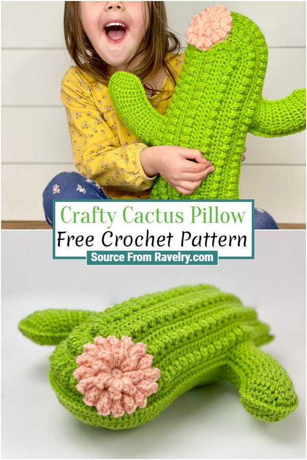 Free Crafty Cactus