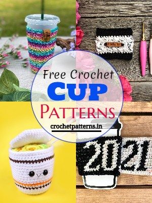 Free Crochet Cup Patterns
