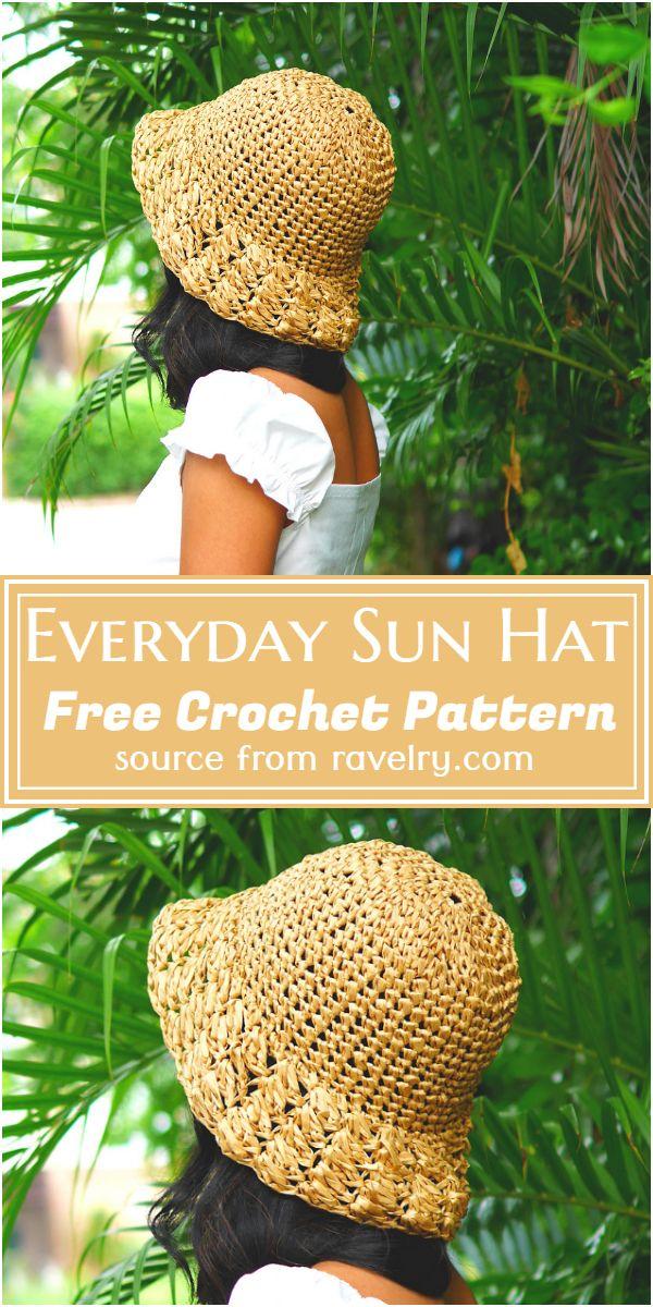 Free Crochet Everyday Pattern