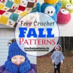 Fabulous Collection Of Free Crochet Fall Patterns