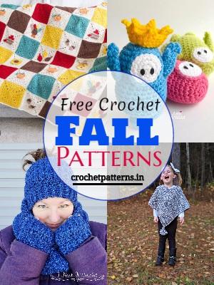 Free Crochet Fall Patterns