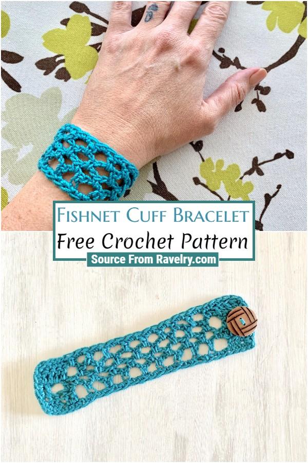 Free Fishnet Cuff