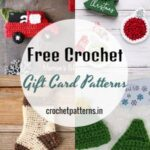 Free Crochet Gift Card Holder Patterns