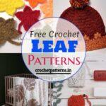 Free Crochet Leaf Patterns For Every Season
