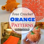 Free Crochet Orange Patterns Will Brighten Up Your Personality