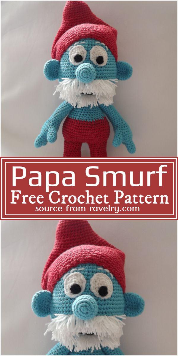Free Papa Pattern