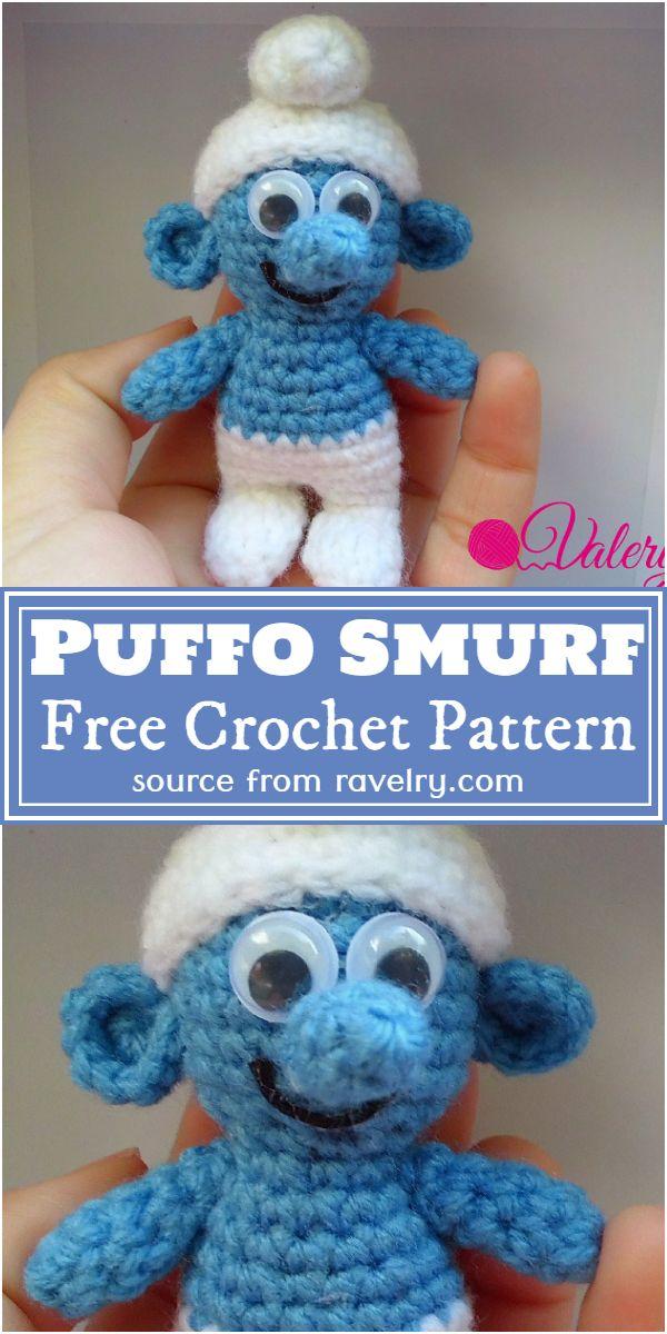 Free Puffo Pattern