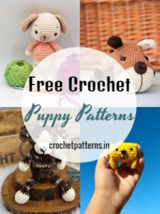 Free Crochet Puppy Patterns