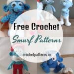 Gorgeous and Lovely Free Crochet Smurf Patterns