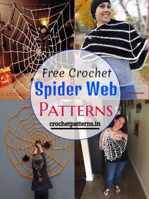 Free Crochet Spider Web Patterns