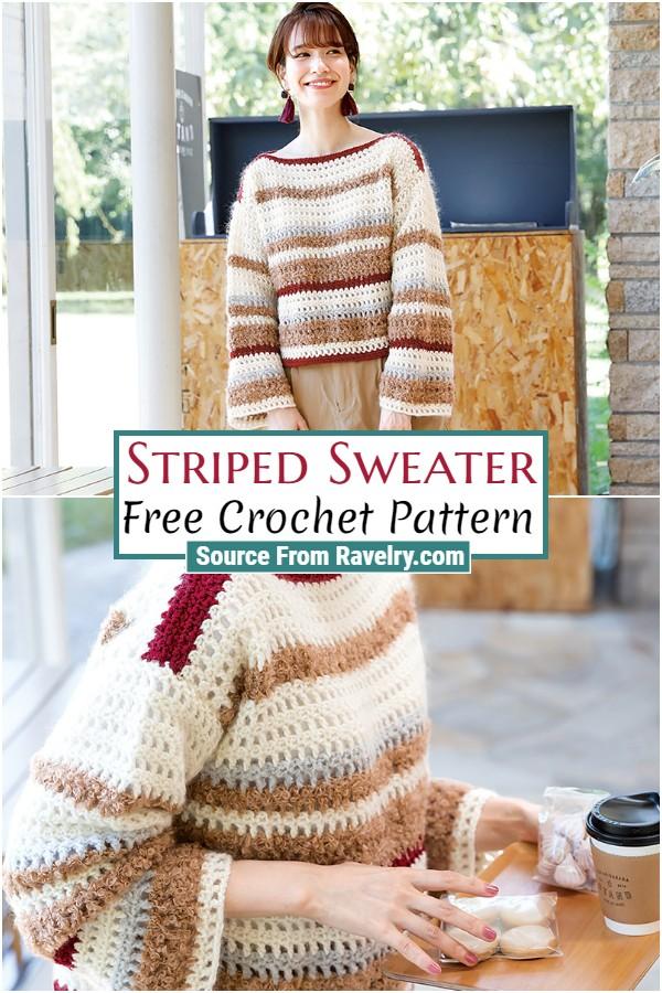 Free  Striped pattern