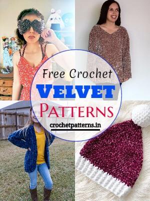 Free Crochet Velvet Patterns