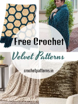 Free Crochet Velvet Patterns