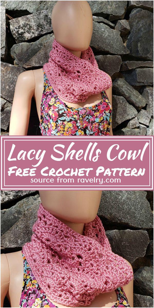 Shells Crochet Pattern