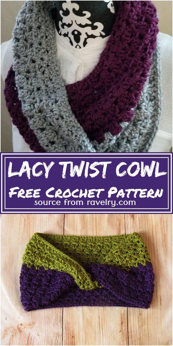 Twist Crochet Pattern