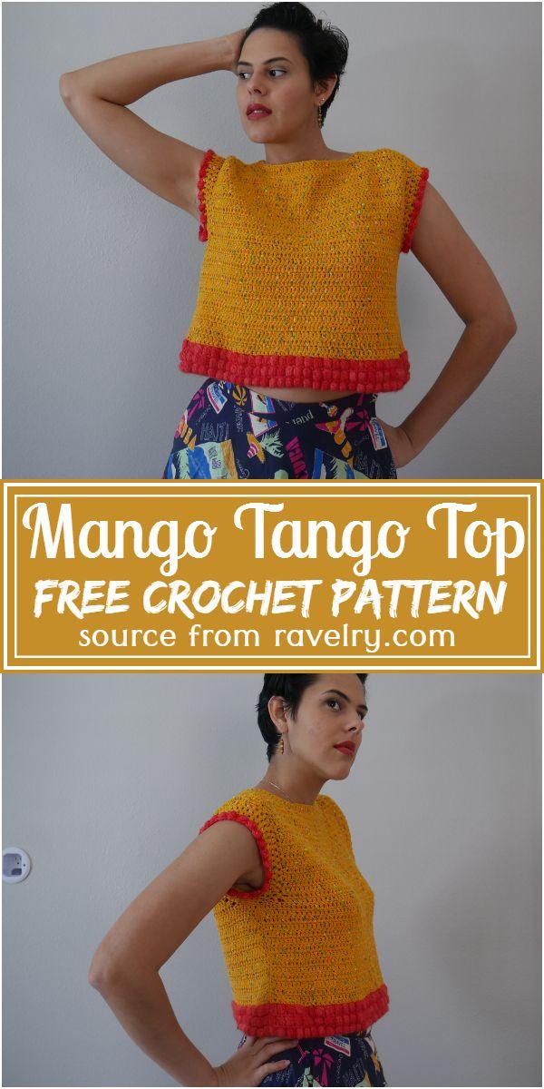 Tango Top Pattern