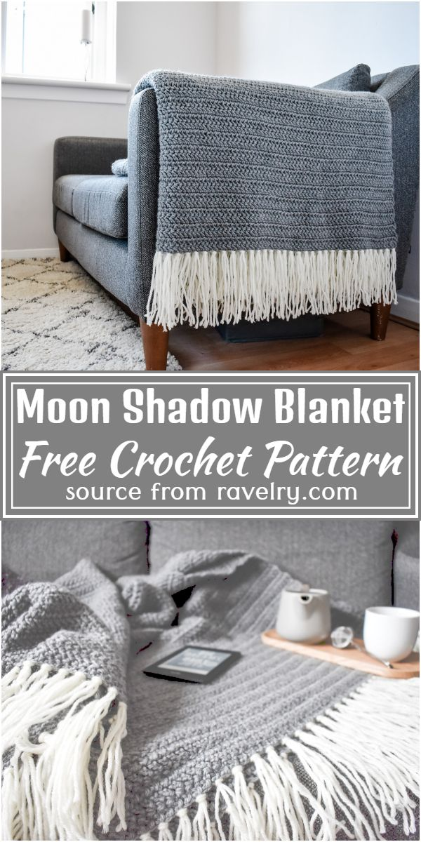 Shadow Blanket Pattern