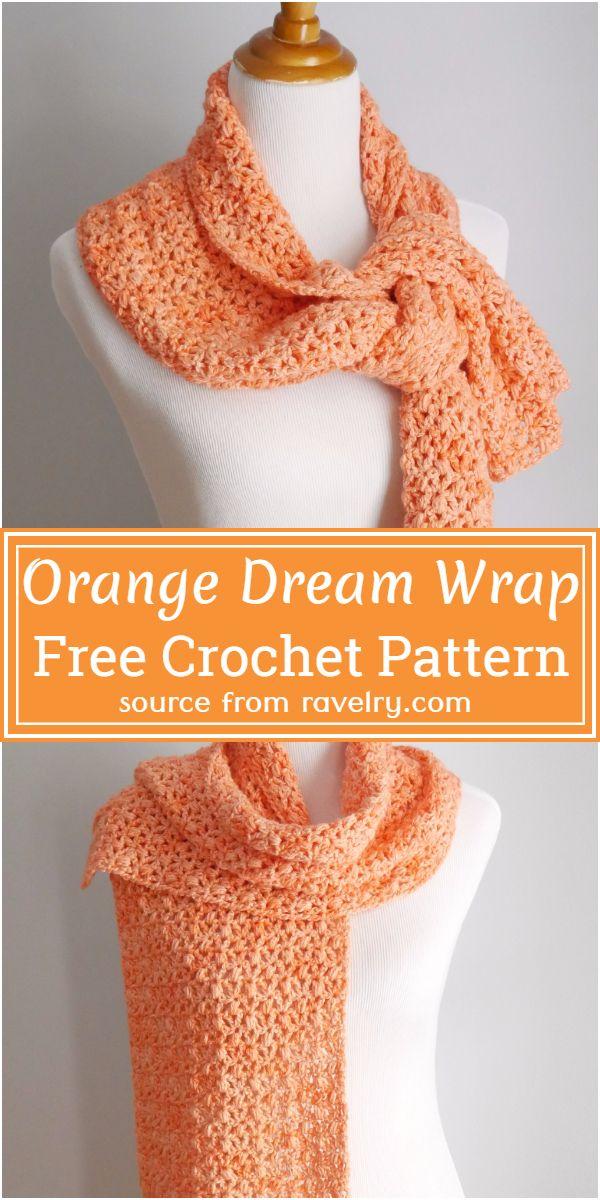 Orange Dream wear for women