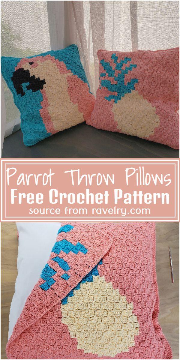 Throw Pillows Pattern