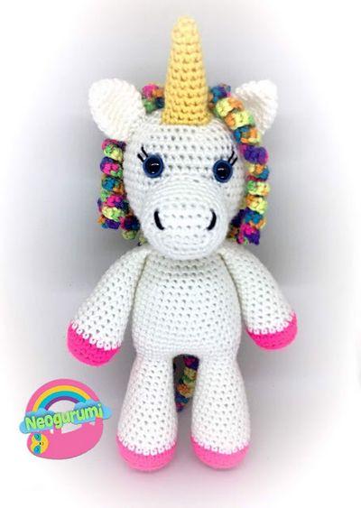Twinkle Free Unicorn Crochet Pattern