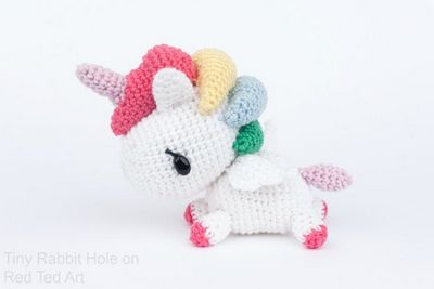 Unicorn Crochet Pattern Free