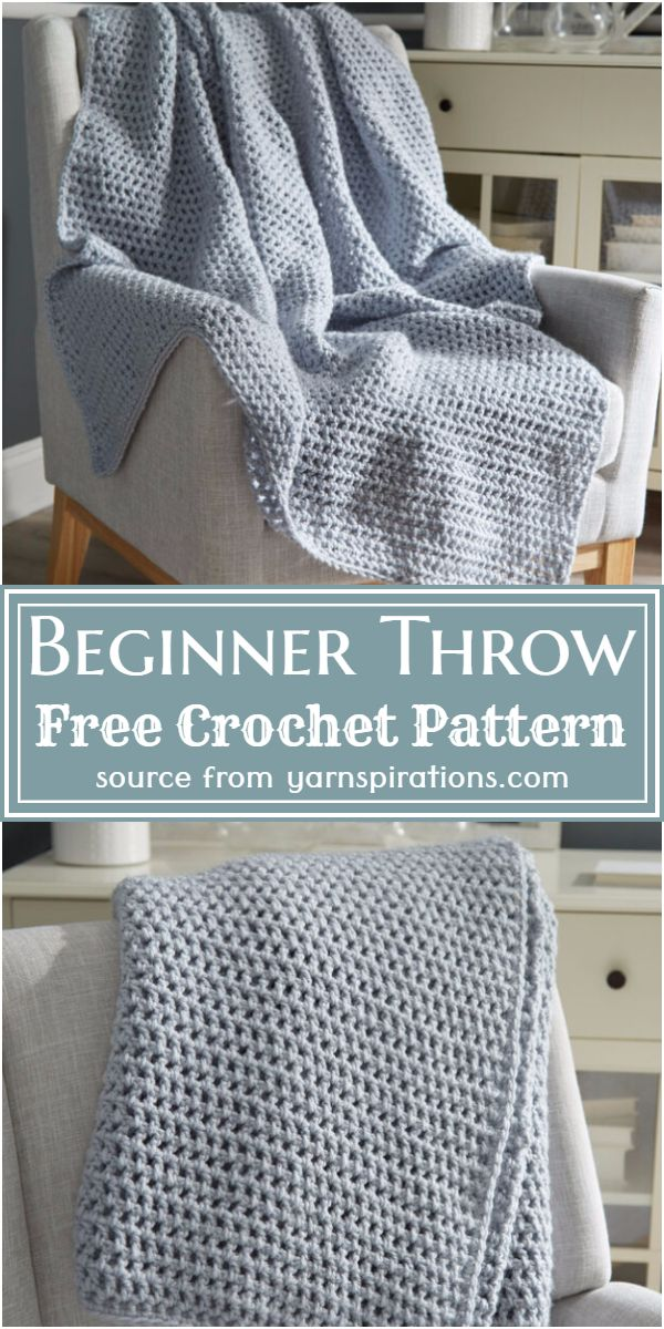 Easiest Throw Pattern